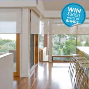 Baha – Win $3000 Worth of Blinds (prize valued at $3,000)