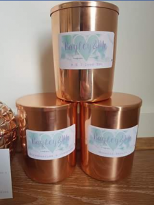 Bayley  Me – Win A Copper Jar Your Choice Of Scent