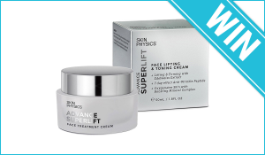 Beauty Heaven – Win 1 Of 4 Skin Physics Advance Superlift® Face Lifting  Toning Creams (prize valued at  $316)