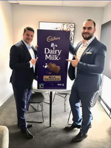 Blackbird  Wren Real Estate Bunbury – Win 10kg Block Of Cadbury Dairy Milk Chocolate