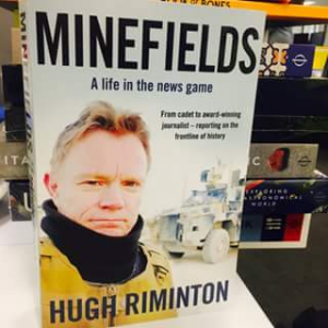 Booktopia – Win a Copy of Hugh Riminton's Minefields Book