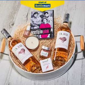 Bottlemart – Win a ta_ku wine prize pack valued at $85aud each
