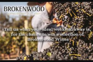 Bottlemart – Win a Selection of Brokenwood Wines (prize valued at $408)