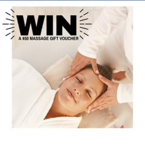 Calamvale Central – Win || We're Giving Away A $50 Genuine Chinese Massage Gift Voucher