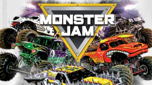 Capalaba Park Shopping Centre – Win Tickets To Monster Jam (prize valued at $232.74)