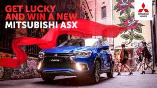 Channel Ten – Win your very own Mitsubishi ASX Car (prize valued at $32,000)