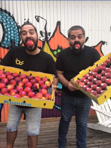 Charlie's Fruit Market – Win a tray each of white flesh peaches & yellow nectarines