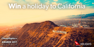 Cheap flights – Win A Trip For Two To California With Qantas Holidays Worth $7,000