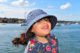 Child Blogger – Win 2 X Baby Or Kids Sun Hats From Bedhead Hats