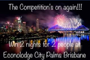 City Palms Motel – Win 2 Nights For 2 People