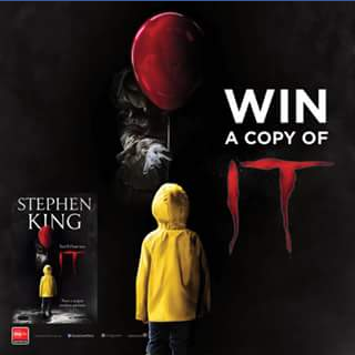 Dendy – Win A Copy Of Stephen King's It