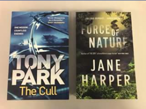 Dymocks books – Win a Copy of Two of The Biggest Books Being Published Next Week