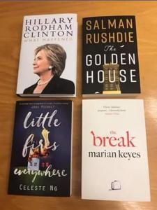 Dymocks Books – Win All Four Books