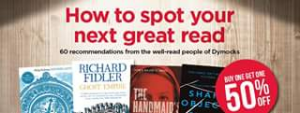 Dymocks Books – Win One of The Four Packs