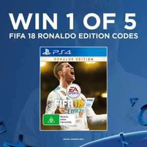 EB Games – Win 1 of 5 Codes on PS4