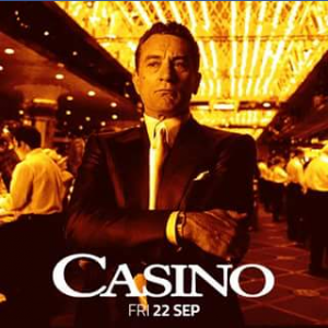 Event Cinemas Pacific Fair – Win A Double Pass To See #casino On The Big Screen