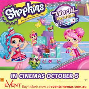Families Magazine Gold Coast – Win One of Family Passes to Shopkins World Vacation
