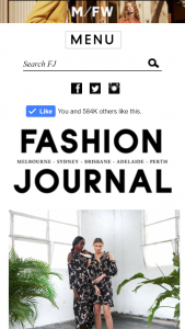 Fashion Journal – Win $500 To Spend Online At Torannce (prize valued at  $500)
