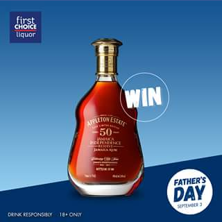 First Choice Liquor – Win A Limited Edition (prize valued at  $6,000)