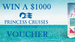 Hatchette – Win Your Own Chance At A $1000 Princess Cruise Voucher And Set Sail (prize valued at $1,000)