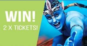 Health Place – Win Two Tickets To Cirque Soleil's Toruk