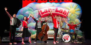 Kids in the City-Kids on the Coast – Win A Family Pass To See Lah-Lah