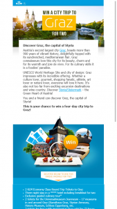 KLM iFly Magazine – Win Tickets To Graz
