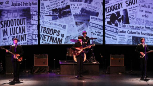 Leader – Win 1 of 17 Double Passes To Beatlemania On Tour Tribute Show  (prize valued at $118)