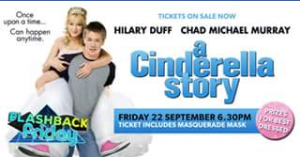 Limelight Cinemas Ipswich – Win One Of Five Double Passes To A Cinderella Story