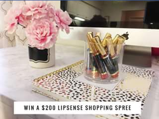 Autumn lane beauty – Win A $200 Shopping Spree With Lipsense