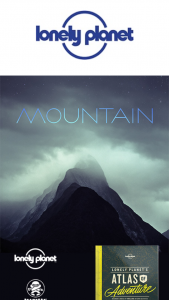 Lonely Planet – Win One Of Fifty Mountain Preview Dps Sydney