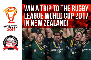 Macquarie Media – Win A Trip To Nz Rugby League World Cup (prize valued at $3,198)