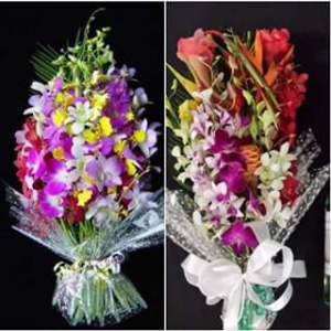 Majestic Orchids – Win One of Our Bouquets Or Silk Arrangements