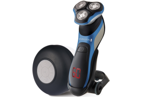 Man of Many Tastes – Win A Remington Wetech Hyperflex Rotary Shaver With Bonus Bluetooth Speaker (prize valued at $99)