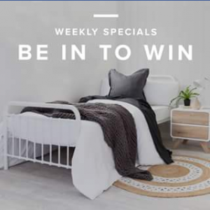 Mocka Australia – Win A Sonata Single Bed