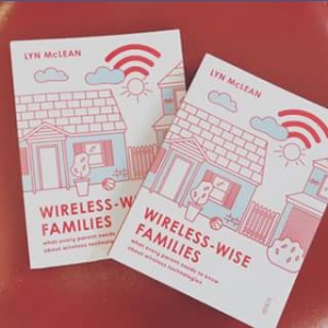 Naughty Naturopath Mum – Win Themselves a Copy of Wireless Wise Families?