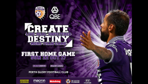 Nova 937 – Win Tickets To Check Out The Perth Glory Play In The New A-League Season For You And Your Mates (prize valued at $1,050)