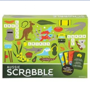 Out & About With Kids – Win One of Three Aussie Scrabble Games