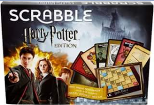 Palace cinemas – Win A Harry Potter Scrabble Board Game