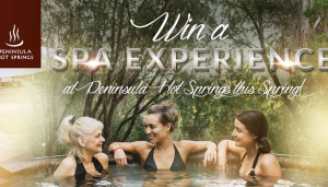 Smoothfm 91.5 – Win A Spa Experience At Peninsula Hot Springs (prize valued at $980)