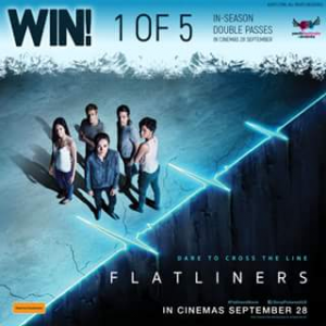 Perth Festivals & Events – Win 1 of 5 In-Season Double Passes to See Flatliners