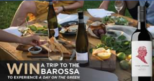 Peter Lehmann Wines – Win a Trip to The Barossa, SA to See John Farnham (prize valued at $15,000)