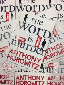 QBD books – Win Copies of The Word Is Murder Novels