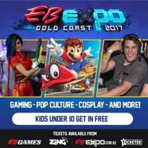 Queensland Rail – Win 1/10 Double Passes to Eb Games Australia's Eb Expo