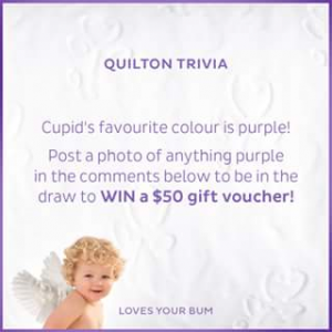 Quilton Everyday Love – Win $50 Coles Gift Card