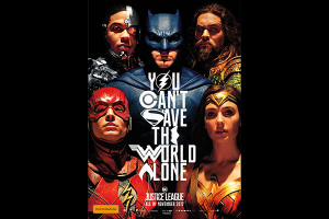 RACV – Win Gold Class Tickets To See Justice League (prize valued at $3,900)