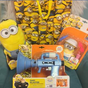 Redbank Plaza – Win A Despicable Me3 Prize Pack