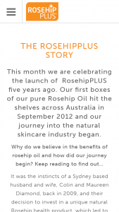 Rosehip plus – Win Two of Our Nourishing Night Creams
