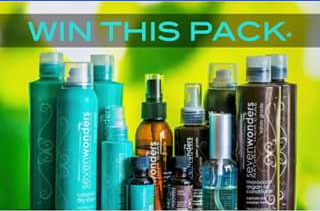 Seven Wonders Natural Hair Care – Win a Gift Pack