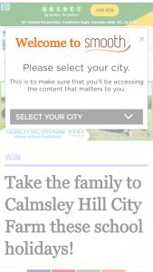 Smooth fm – Win a Trip to Calmsley Hill City Farm